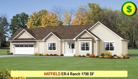 HATFIELD ER-4 Ranch 1798 SF Crop