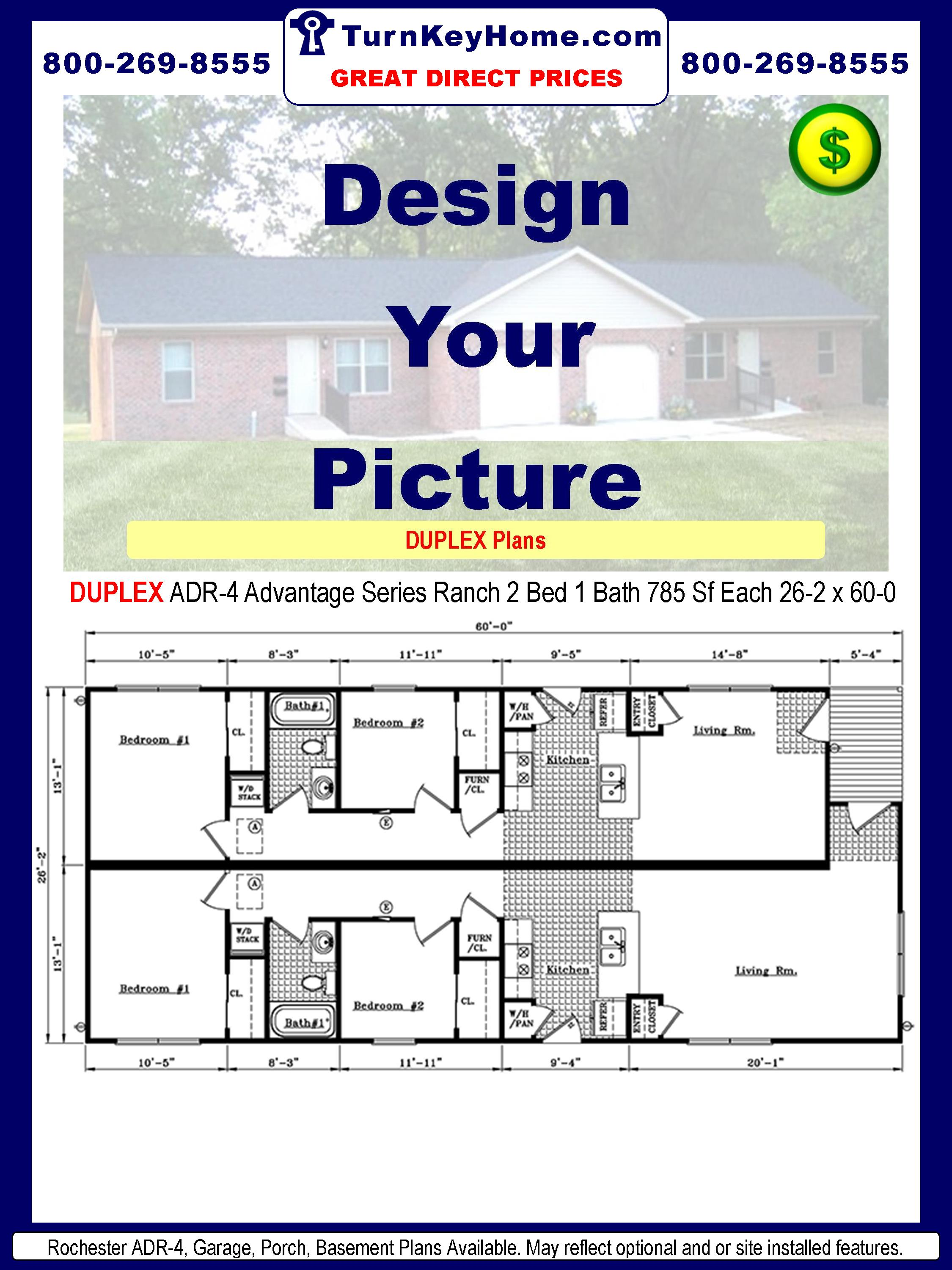 Modular Home Duplex Plans Home Design And Style
