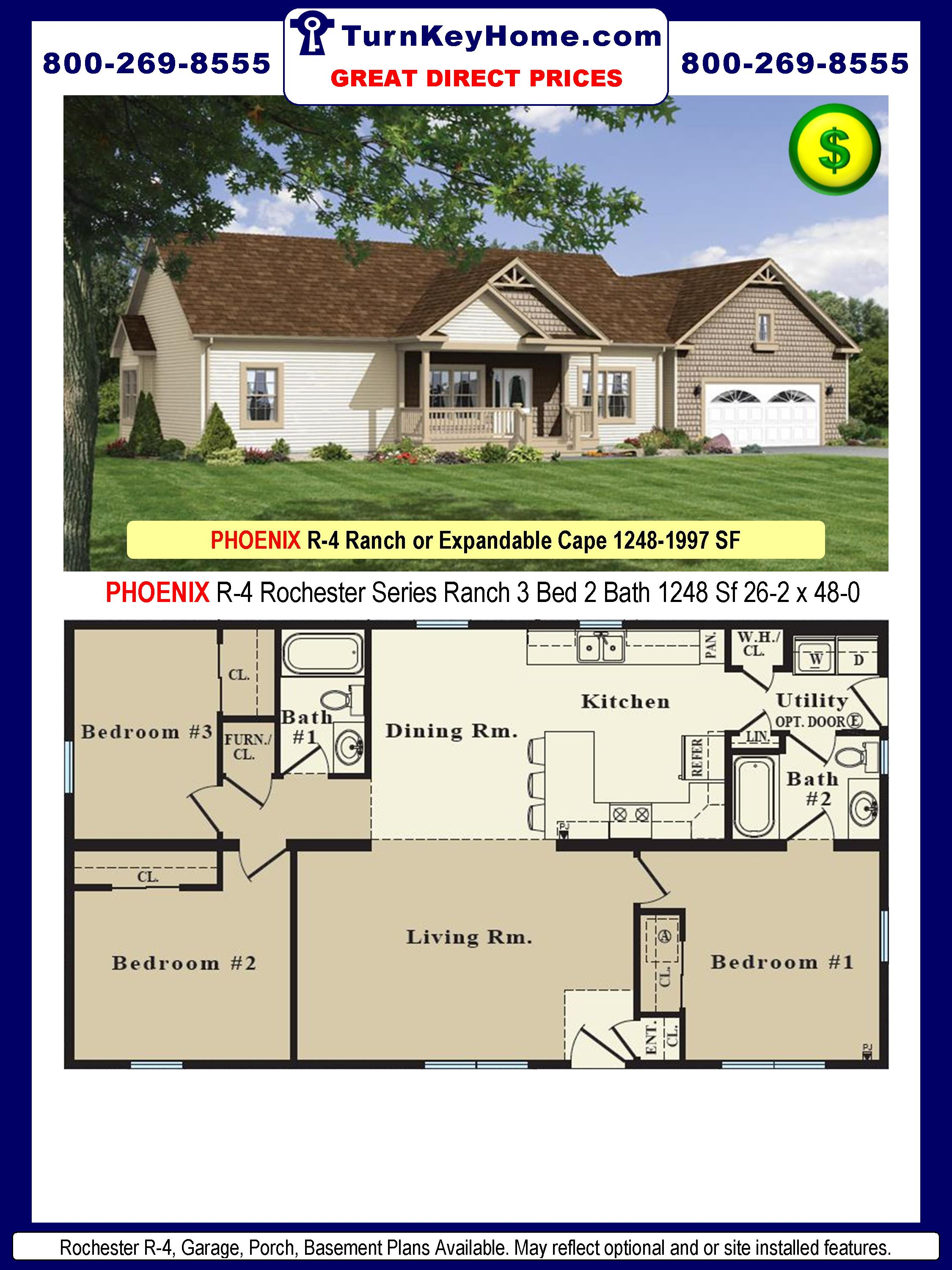 ranch style modular home plans pricing trend home design