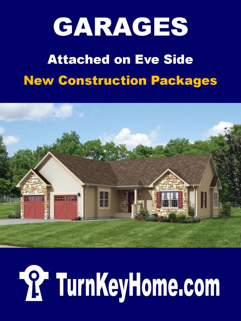 Garage Plans Priced Attached
