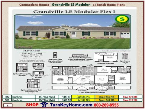 Modular.Commodore.Homes.Grandville.LE.Ranch.Home.Series.Catalog.Page.4.Hawthorn.Plan.Direct.Price.020215P