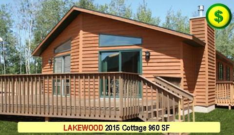 LAKEWOOD 2015 Cottage 2 Bed 1 Bath 960 SF 28-0 X 42-0 480x277