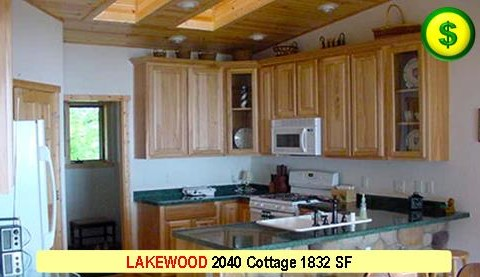 LAKEWOOD 2040 Cottage 3 Bed 2 Bath 1832 SF 44-0 X 50-0 480x277