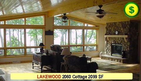 LAKEWOOD 2060 Cottage 2 Bed 2 Bath 2099 SF 48-0 X 56-0 480x277