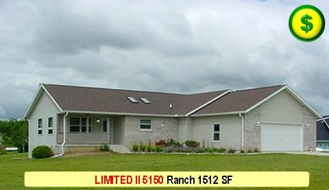LIMITED II 5150 Ranch 3 Bed 2 Bath 1512 SF 28-0 X 54-0 480x277