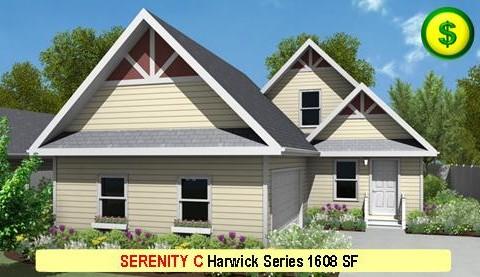 SERENITY C Harwick Series 3 Bed 3 Bath 1608 SF 28-0 X 42-0 480x277