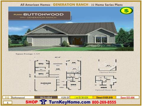 Modular.All.American.Homes.American.Lifestyle.Home.Series.Ranch.Plan.Catalog.Page.5.Buttonwood.Direct.Price.021315P