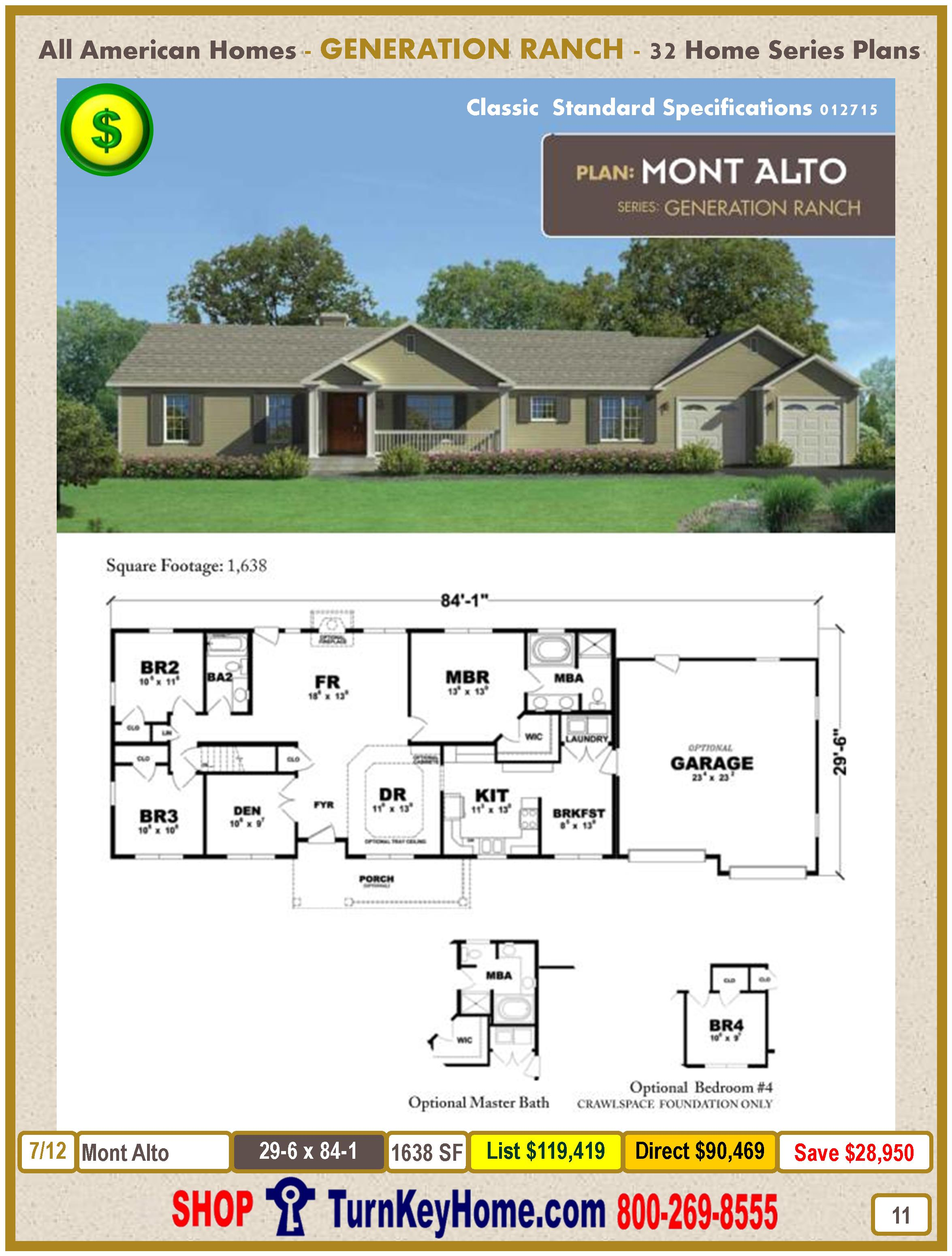 Modular.All.American.Homes.Generation.Ranch.Home.Series.Catalog.Page.11.Mont.Alto.Direct.Price.021415