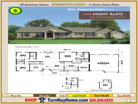 Modular.All.American.Homes.Generation.Ranch.Home.Series.Catalog.Page.11.Mont.Alto.Direct.Price.021415p