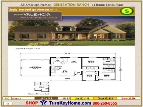 Modular.All.American.Homes.Generation.Ranch.Home.Series.Catalog.Page.12.Valencia.Direct.Price.021415p