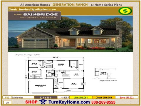 Modular.All.American.Homes.Generation.Ranch.Home.Series.Catalog.Page.22.Bainbridge.Direct.Price.021415p