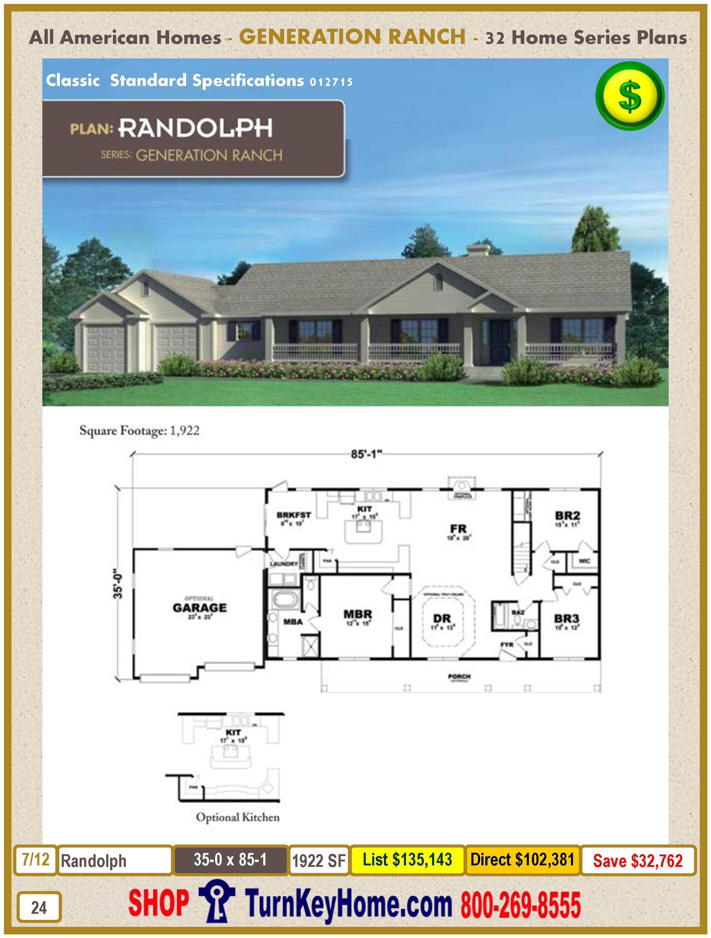 Modular.All.American.Homes.Generation.Ranch.Home.Series.Catalog.Page.24.Randolph.Direct.Price.021415