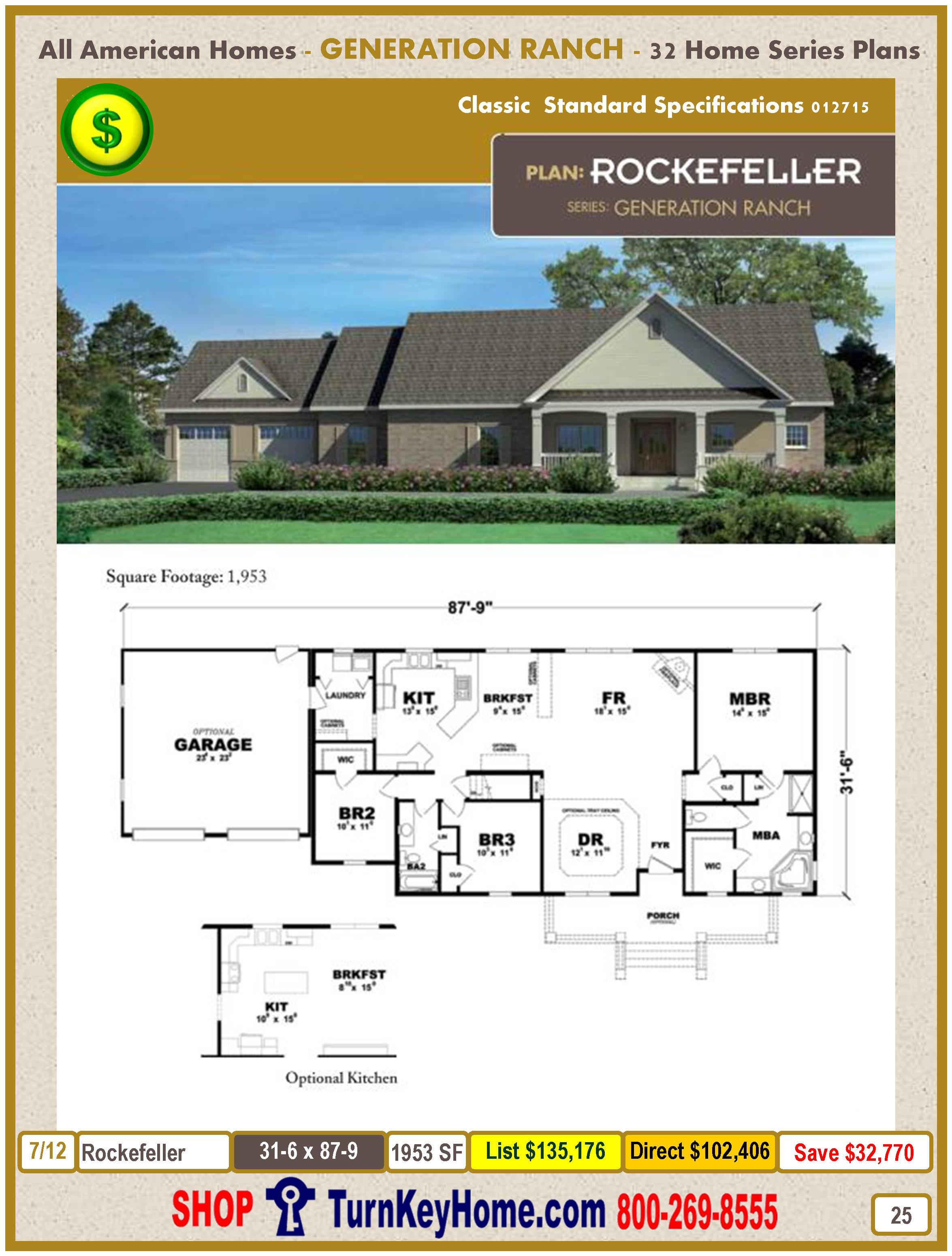 Modular.All.American.Homes.Generation.Ranch.Home.Series.Catalog.Page.25.Rockefeller.Direct.Price.021415