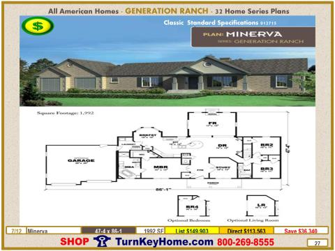 Modular.All.American.Homes.Generation.Ranch.Home.Series.Catalog.Page.27.Minerva.Direct.Price.021415p