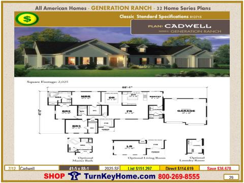 Modular.All.American.Homes.Generation.Ranch.Home.Series.Catalog.Page.29.Cadwell.Direct.Price.021415p