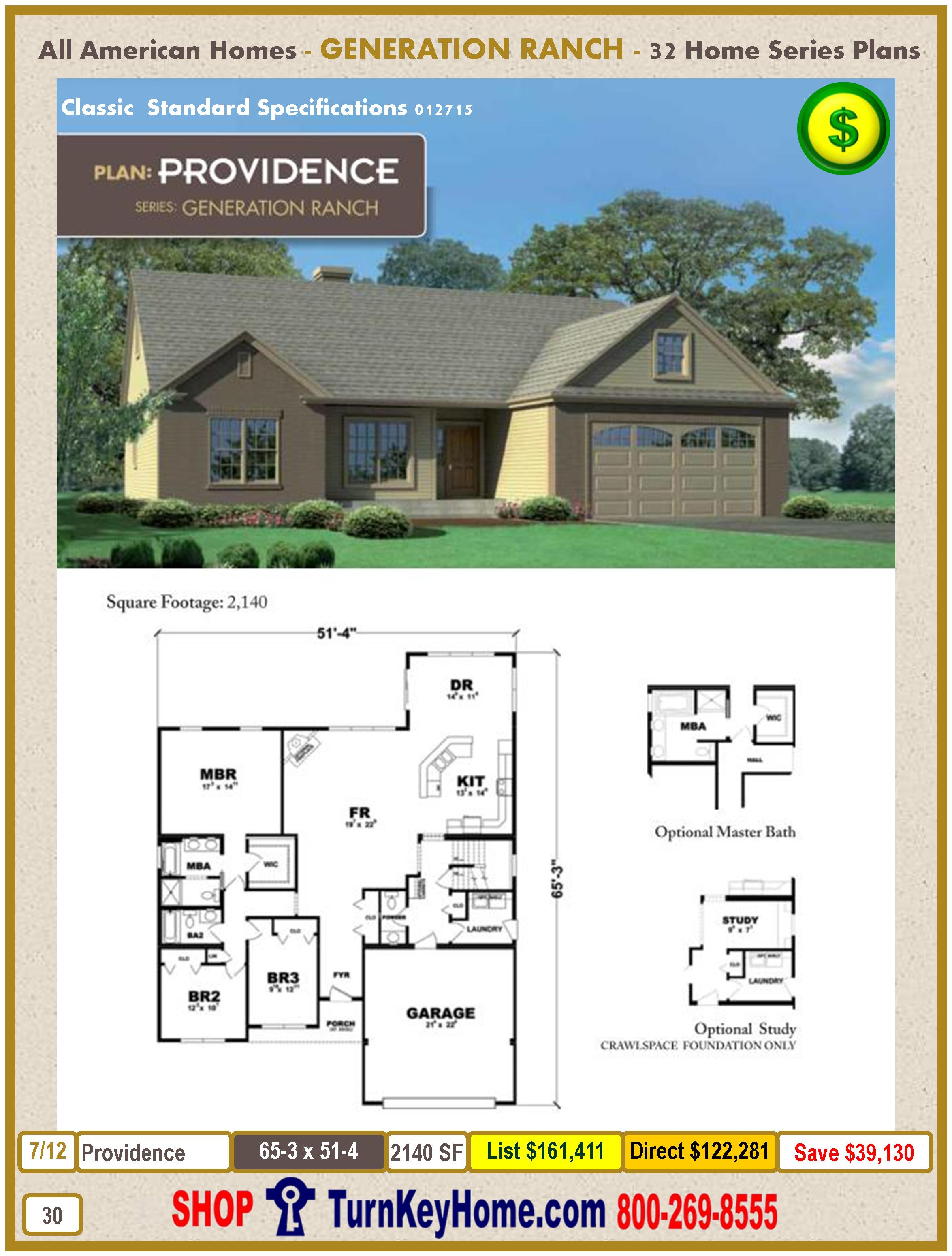 Modular.All.American.Homes.Generation.Ranch.Home.Series.Catalog.Page.30.Providence.Direct.Price.021415