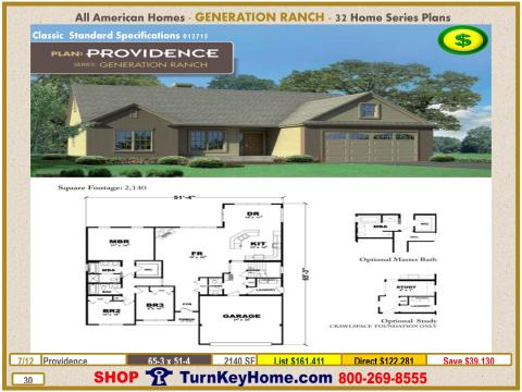 Modular.All.American.Homes.Generation.Ranch.Home.Series.Catalog.Page.30.Providence.Direct.Price.021415p