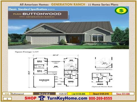 Modular.All.American.Homes.Generation.Ranch.Home.Series.Catalog.Page.6.Buttonwood.Direct.Price.021415p