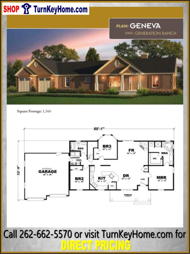 GENEVA Ranch Home 3 Bed 2 Bath Plan 1560 SF Priced from ... on 3-bedroom ranch plans, country cottage modular home plans, 3-bedroom apartment plans, 3-bedroom cabin plans, modular ranch floor plans, 3-bedroom duplex plans, 3-bedroom triplex plans, mobile modular home floor plans, large modular home plans, 3-bedroom manufactured homes, champion double wide floor plans, custom modular home plans, clayton mobile homes floor plans, two bedroom house plans, 3-bedroom trailer homes, triple wide modular home plans, 3-bedroom building plans, 3 bedroom 1 floor plans, 3000 sq ft modular home floor plans, bonnavilla modular plans,