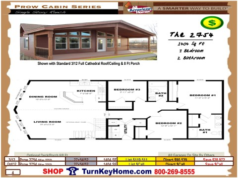 The.2754.2752.Prow.Cabin.Series.All.American.Homes.Modular.Designed.Home.Plan.Catalog.Priced.Page.4.052415.p