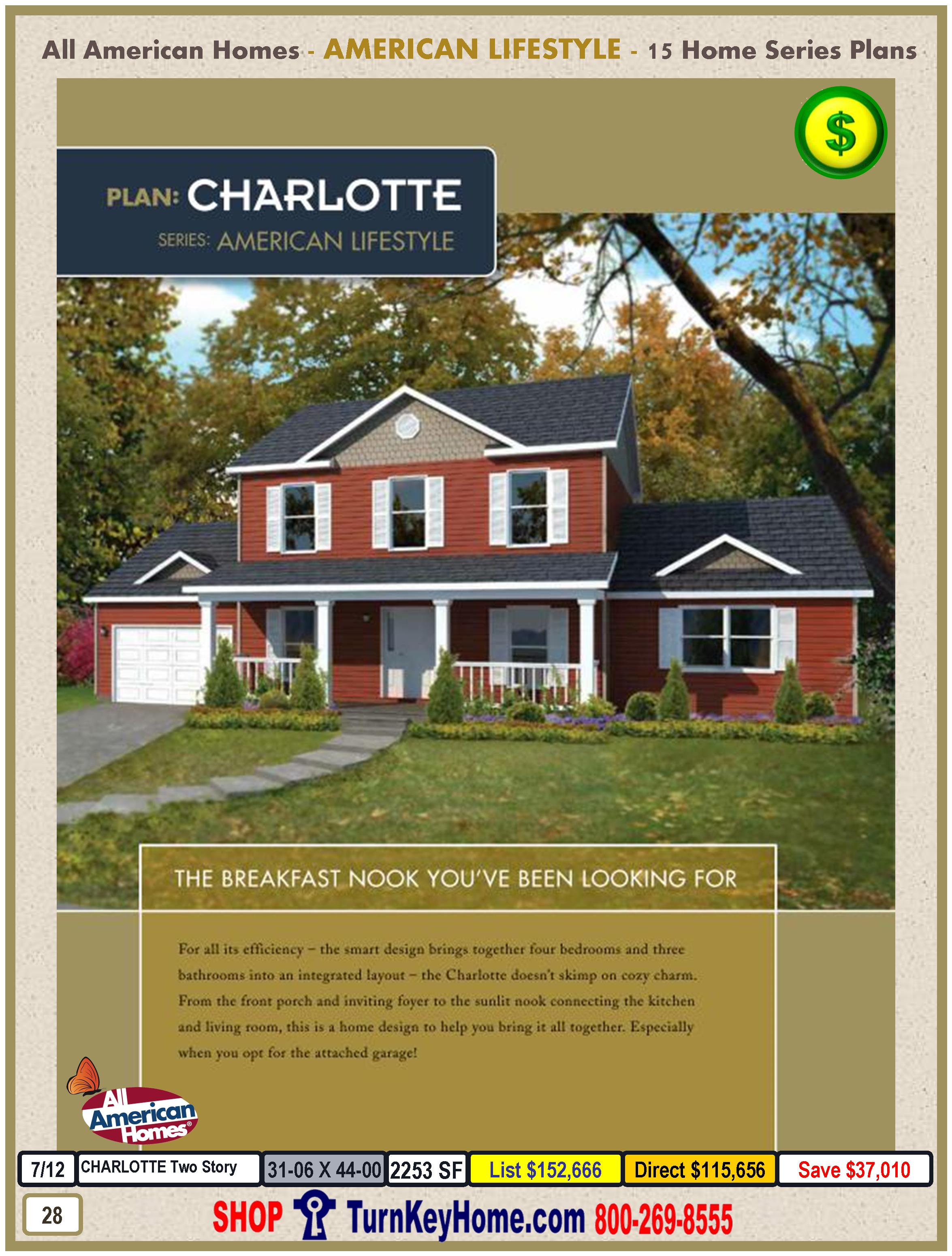 All American Homes 15 modular homes plans from all american homes american lifestyles