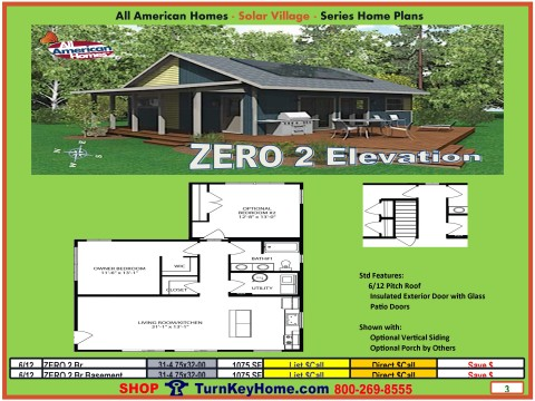 Solar Home Zero 2