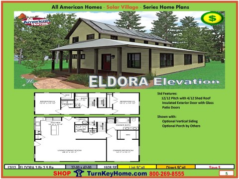 Solar Village Eldora