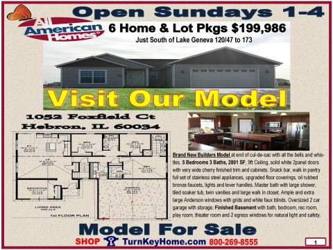 All American Homes Boise Hometown Model