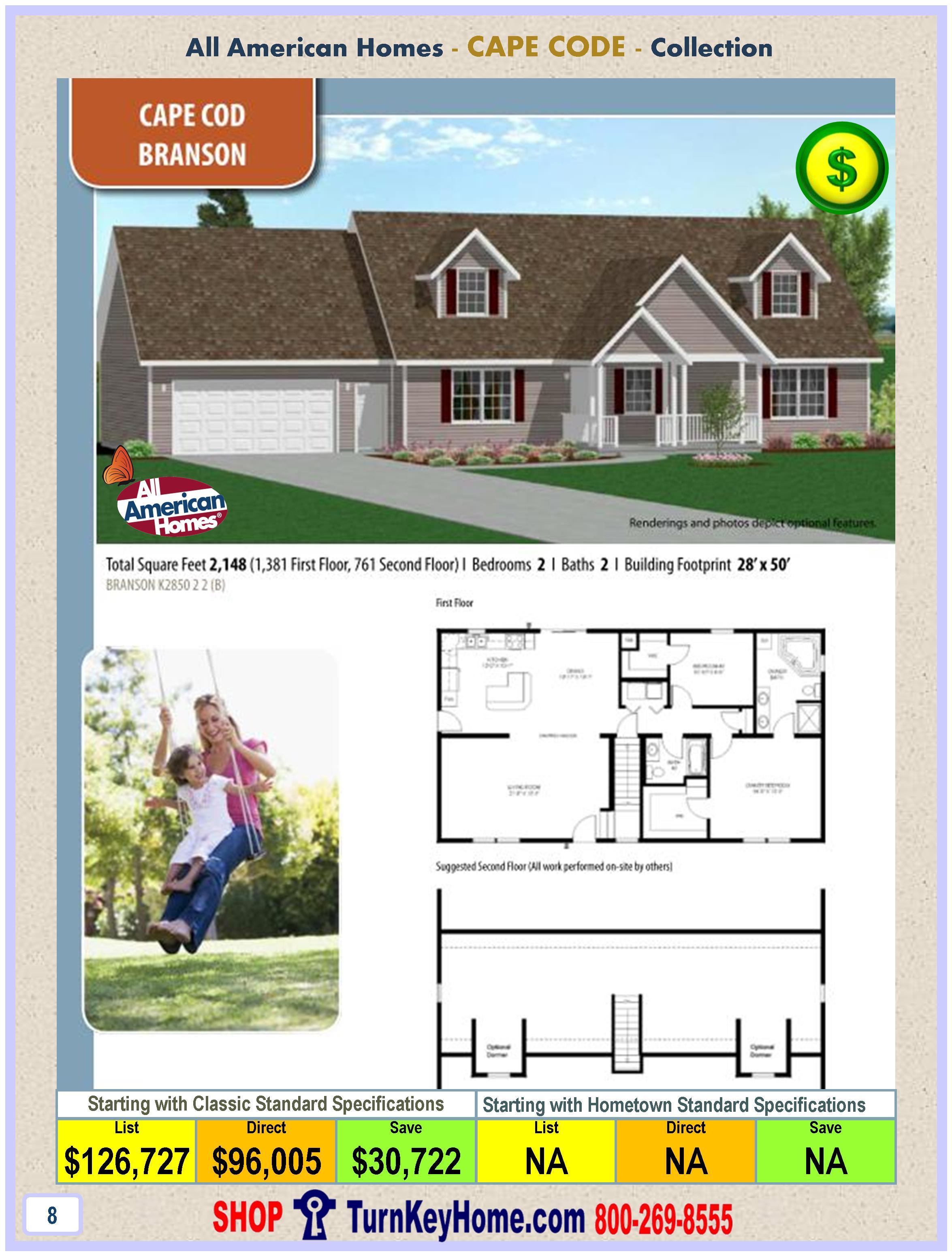 Modular.Home.All.American.Homes.Cape.Cod.BRANSON.Plan.Price.P8.11.28.15