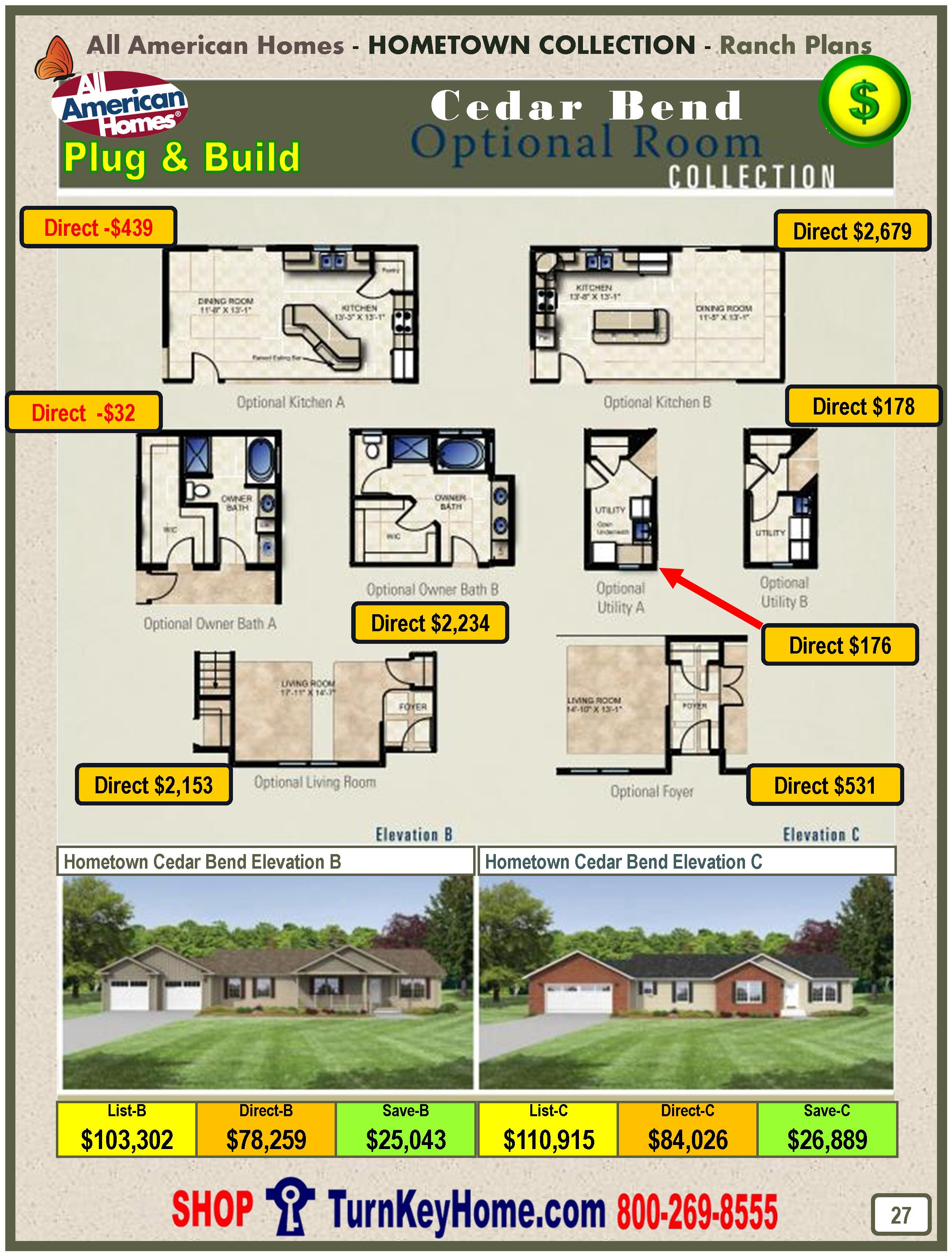 Home Plans Iowa House Design Plans