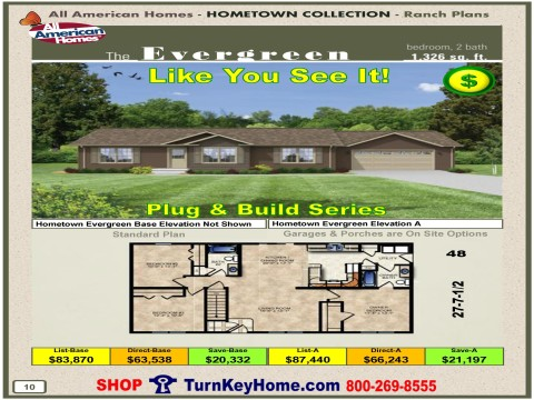Modular.Home.All.American.Homes.Hometown.Collection.EVERGREEN.Plans.Price.P10.1215.p