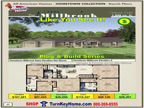 Modular.Home.All.American.Homes.Hometown.Collection.MILLBROOK.Plans.Price.P42.1215.p