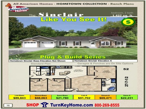 Modular.Home.All.American.Homes.Hometown.Collection.SINCLAIR.Plans.Price.P16.1215.p