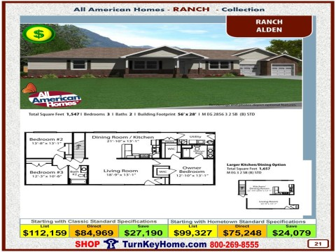 Modular.Home.All.American.Homes.Ranch.Collection.ALDEN.Plan.Price.Catalog.P21.1215.p