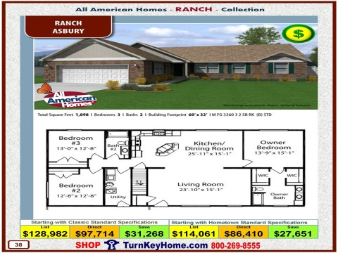 Modular.Home.All.American.Homes.Ranch.Collection.ASBURY.Plan.Price.Catalog.P38.1215.p