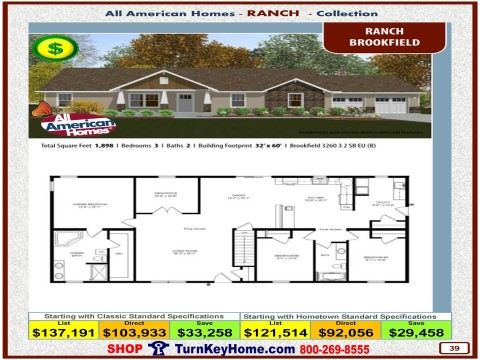 Modular.Home.All.American.Homes.Ranch.Collection.BROOKFIELD.Plan.Price.Catalog.P38.1215.p