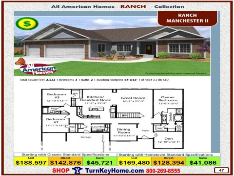 Modular.Home.All.American.Homes.Ranch.Collection.MANCHESTER.ll.Plan.Price.Catalog.P47.1215.p