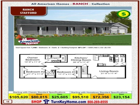Modular.Home.All.American.Homes.Ranch.Collection.STAFFORD.Plan.Price.Catalog.P18.1215.p