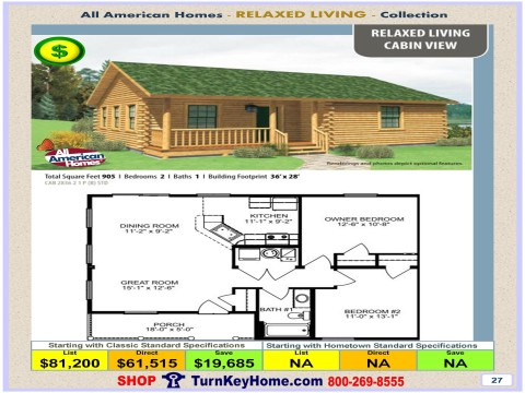 Modular.Home.All.American.Homes.Relaxed.Living.CABIN.VIEW.Plan.Price.P27.11.28.P