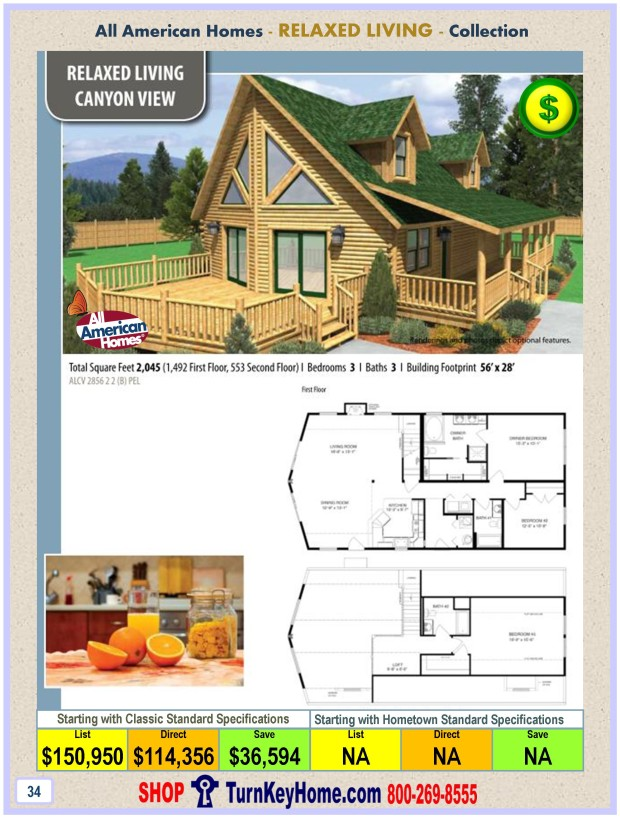 Modular.Home.All.American.Homes.Relaxed.Living.CANYON.VIEW.Plan.Price.P34.1115