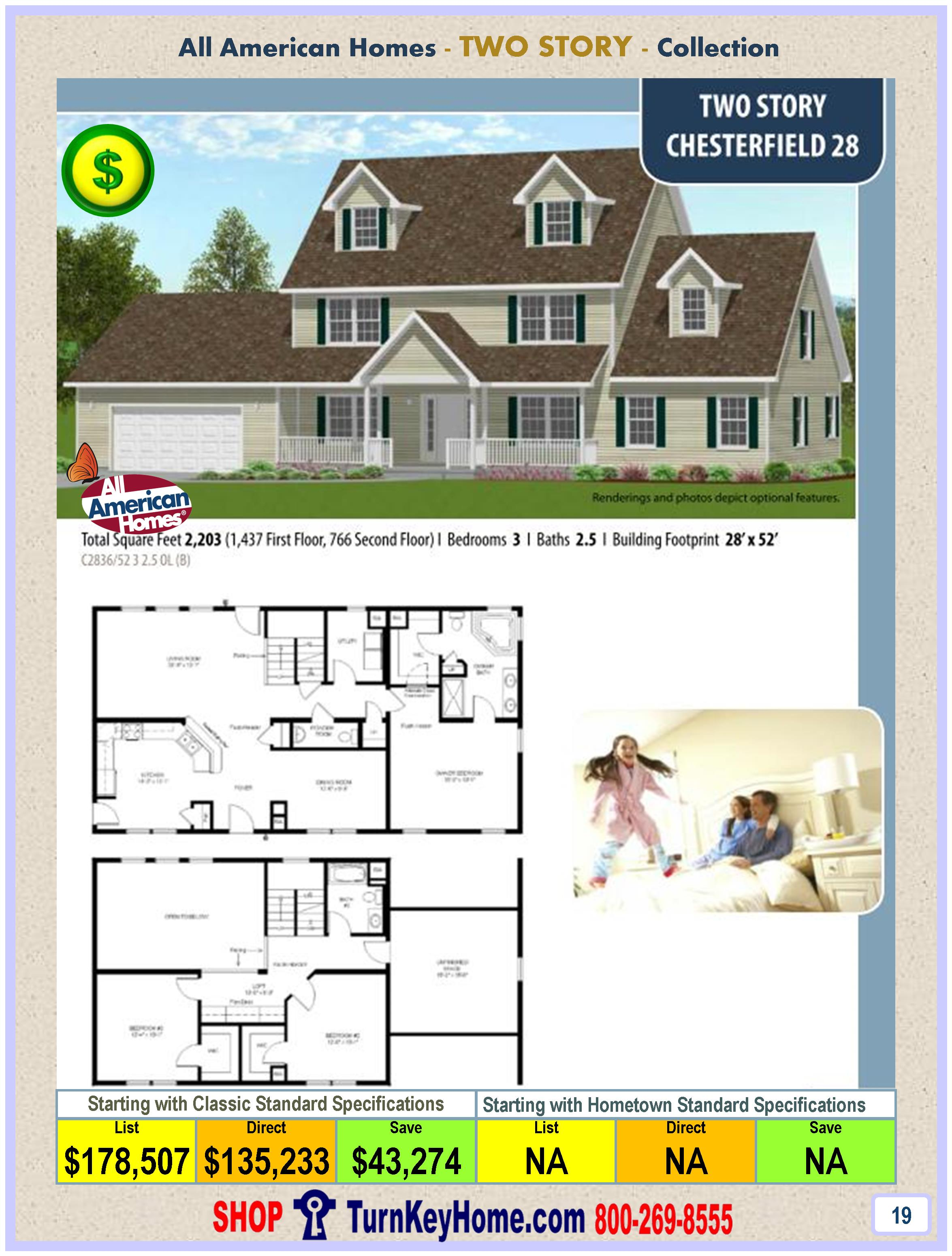 Modular.Home.All.American.Homes.Two.Story.CHESTERFIELD.28.Plan.Price.P19.1115