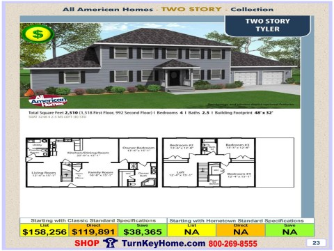 Modular.Home.All.American.Homes.Two.Story.TYLER.Plan.Price.P23.1115.p