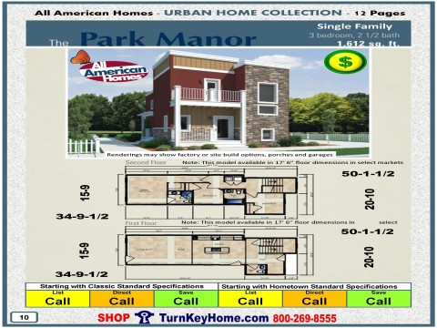 Modular.Home.All.American.Homes.Urban.Home.PARK.MANOR.SINGLE.FAMILY.Plan.Price.P10.1215.p