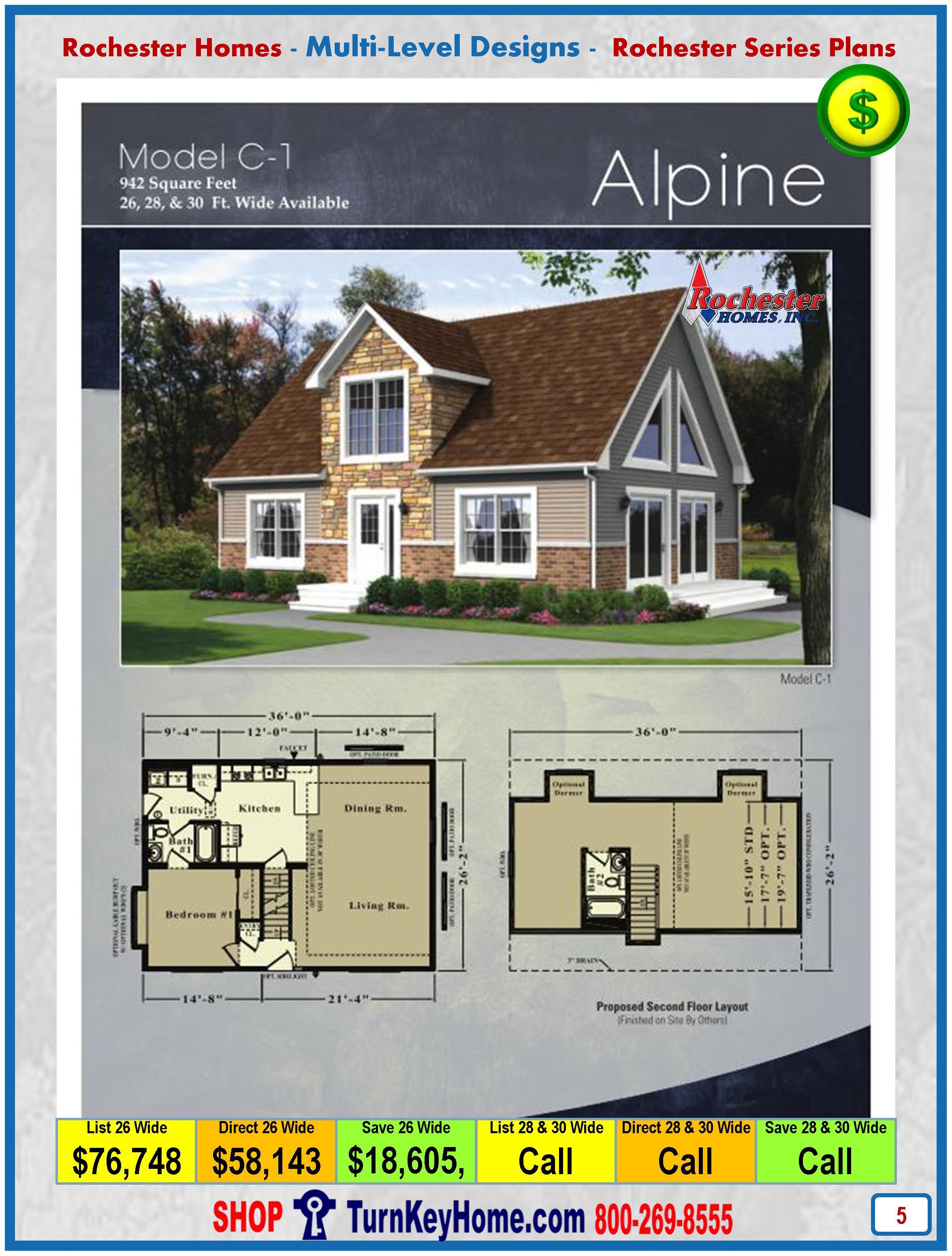 Modular.Home.Rochester.Homes.Cape.Cod.Alpine.C1.P5.1215