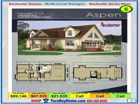 Modular.Home.Rochester.Homes.Cape.Cod.Aspen.C5.P11.1215.p