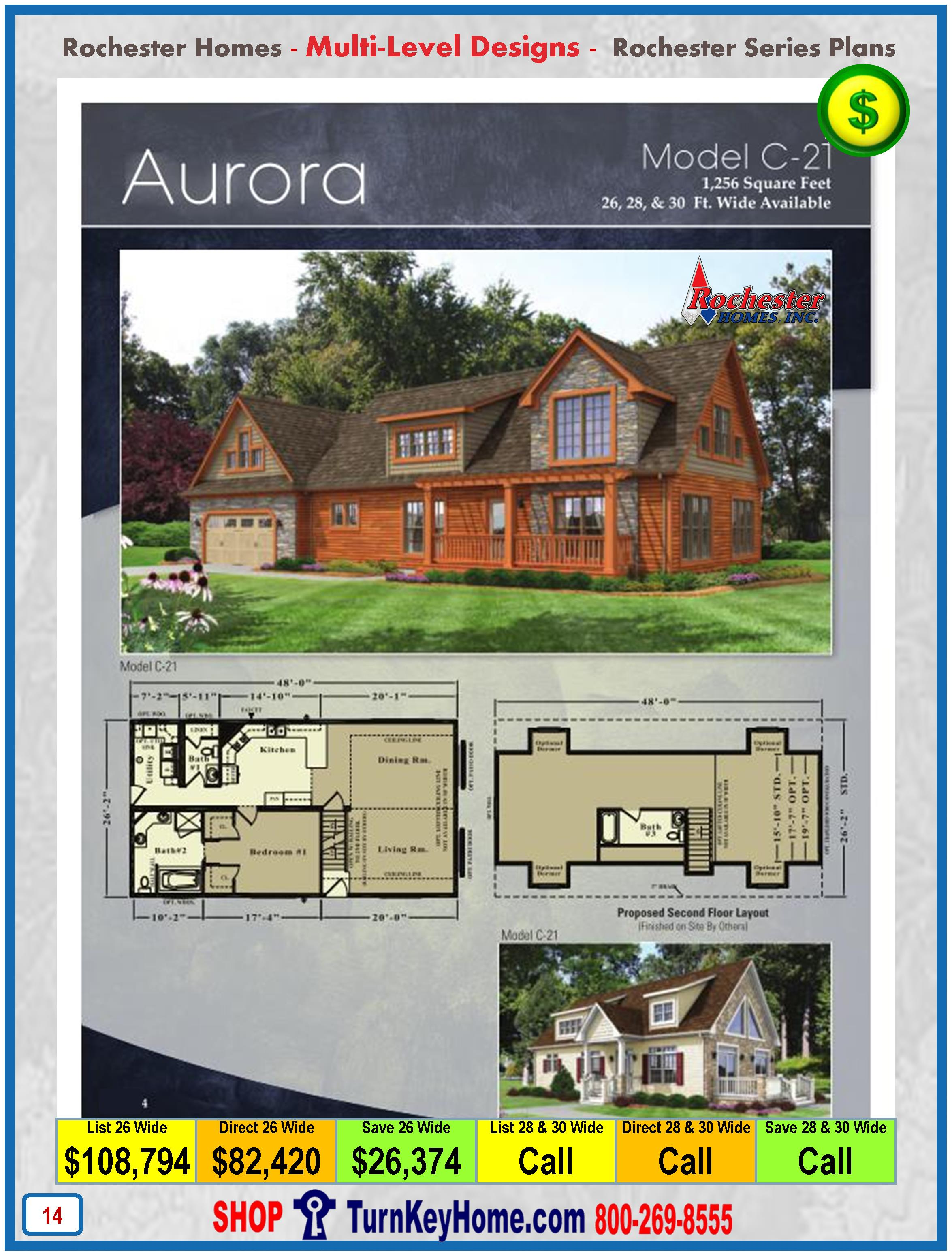 aurora rochester modular home cape cod multi level plan price home rochester homes cape cod aurora c21