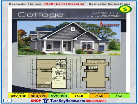 modular home designs and prices. COTTAGE Rochester Homes Cape Cod Multi Level Modular Home Plan Price FOR SE  Wisconsin and NE Illinois Plans Prices