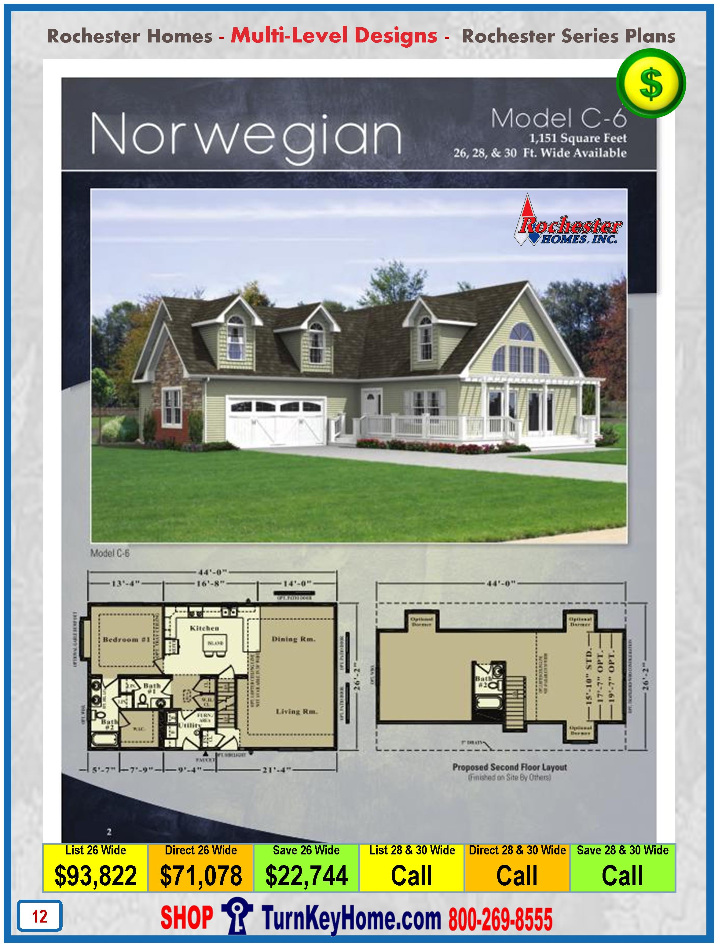Modular.Home.Rochester.Homes.Cape.Cod.Norwegian.C6.P12.1215