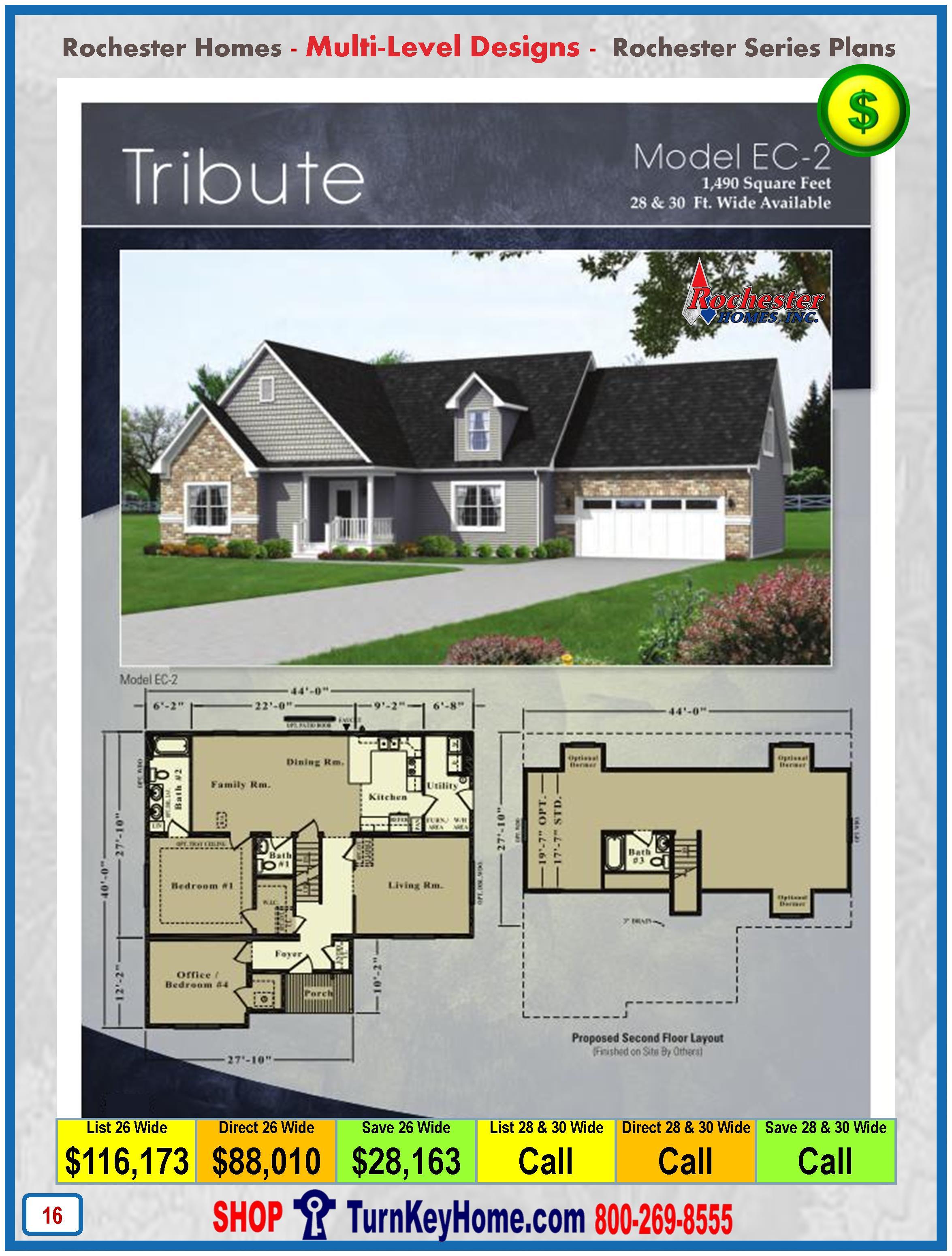 Modular.Home.Rochester.Homes.Cape.Cod.Tribute.EC2.P16.1215