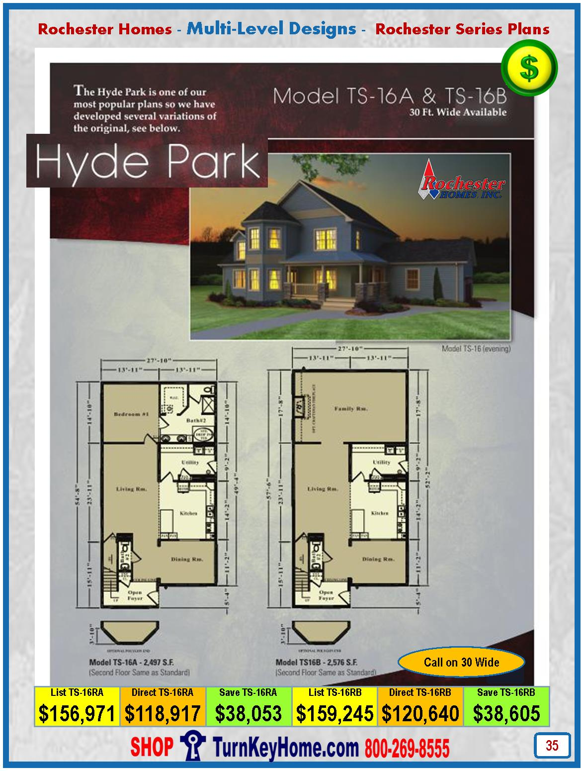 Modular.Home.Rochester.Homes.Two.Story.Hyde.Park.TS16RA.RB.P35.1215